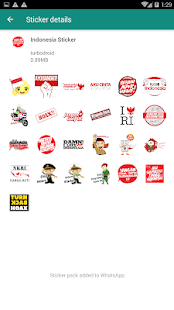 Download Stiker WA Capres Jokowi Prabowo For PC Windows and Mac apk screenshot 3