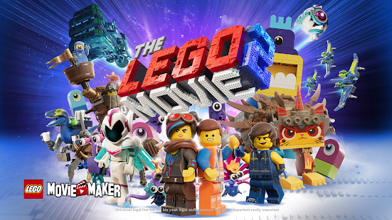 LEGO PŘÍBĚH 2™ MOVIE MAKER Screenshot