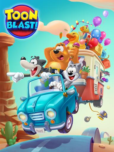 Toon Blast 5386 Screenshots 14