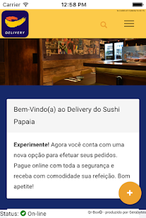 Sushi Papaia- screenshot thumbnail