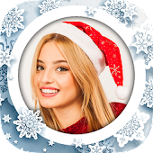 Christmas frames - Photo editor for greetings