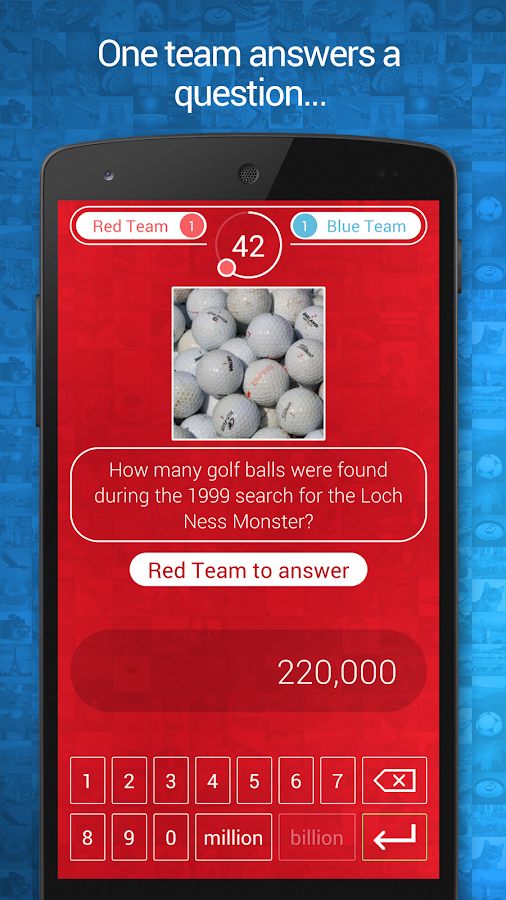 Best Guess - Hi-Lo Quiz Game- screenshot