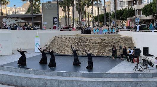 Almería celebra el Día de la Danza con el alumnado del Conservatorio