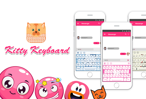 Kitty Keyboard Apk Download 1