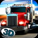 USA Cargo Truck Simulator icon
