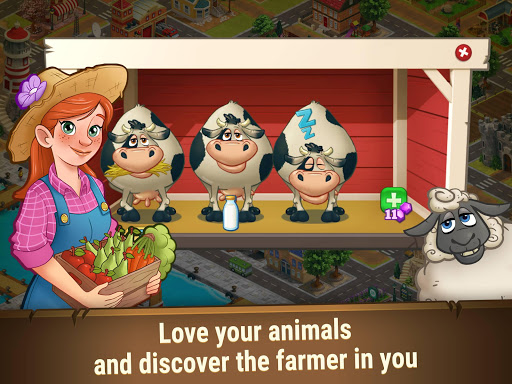 Farm Dream: Village Harvest - Town Paradise Sim 1.3.0 screenshots 8