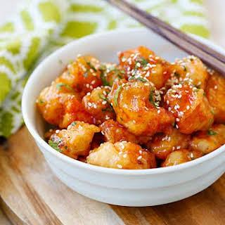 Thai Sweet Chili Chicken.