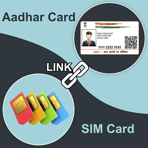 Link Aadhar Card with Sim Card