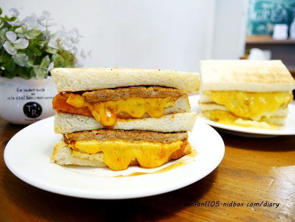 真芳-碳烤吐司 紅茶牛奶 #蛋餅 #三明治 #早餐 #碳烤吐司 #台北必吃早餐店
