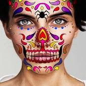 Tải Scary Halloween Face Stickers APK
