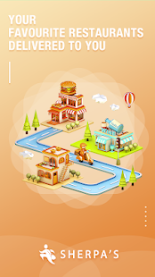 Sherpa's - Food Delivery for PC-Windows 7,8,10 and Mac apk screenshot 1