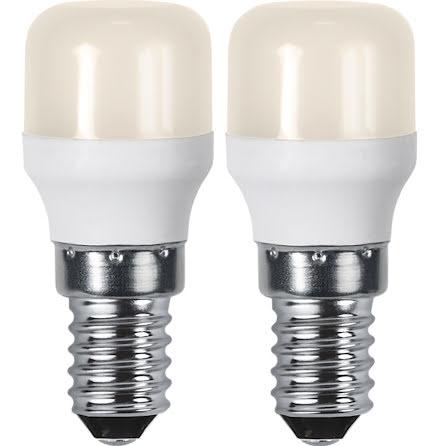 Lampa LED päron E14 3000K.1,5W