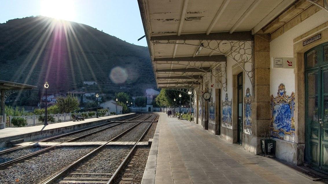 Avança projeto de eletrificação da linha do Douro até à Régua