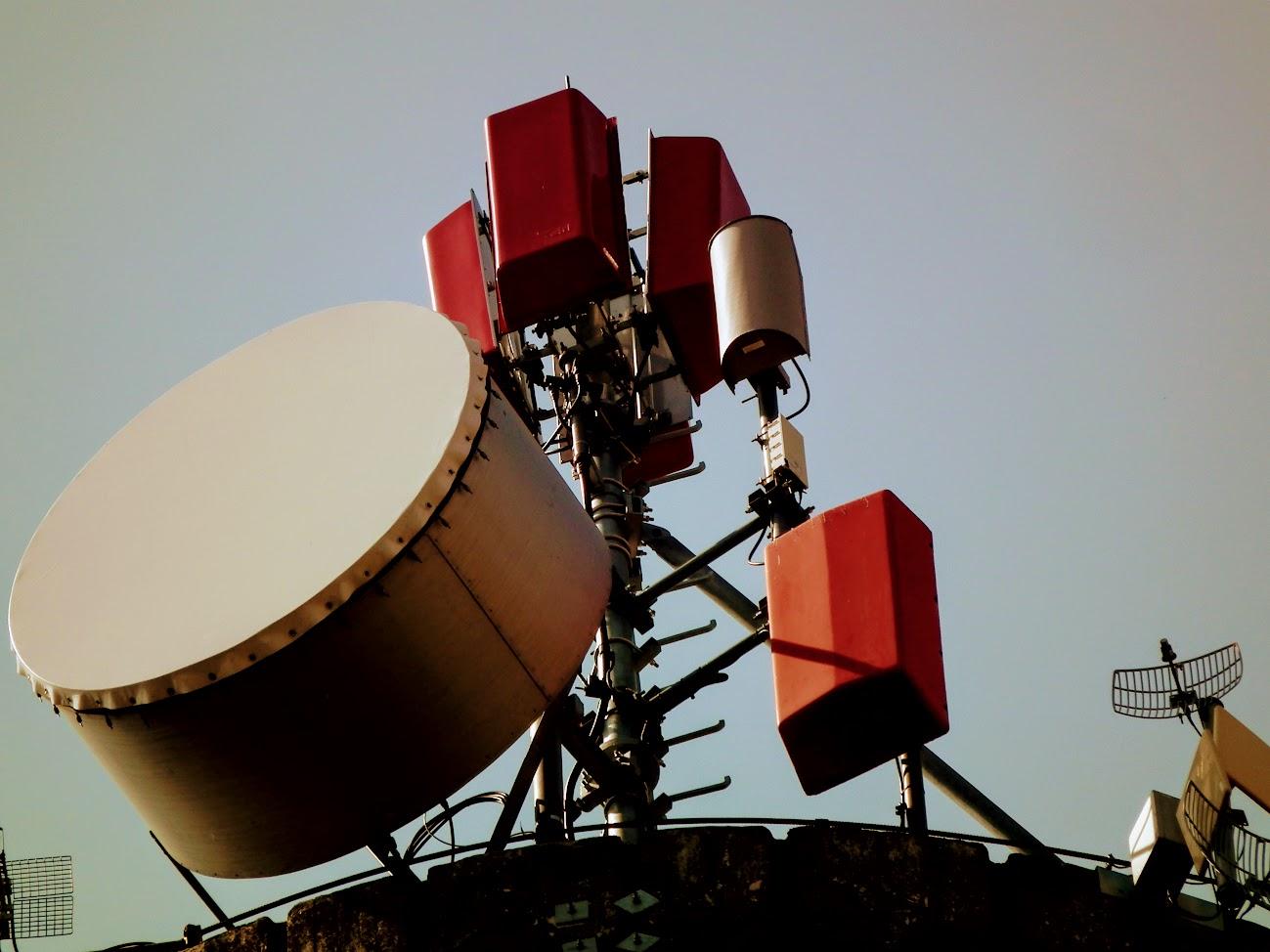 Szigetvár/víztorony - DVB-T gapfiller