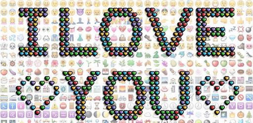 Emoji Letter Maker 😍 - Apps on Google Play