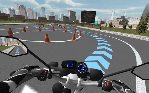 VRUM Simulado DETRAN  screenshots 4