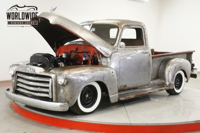 1949 GMC 100 Hire CA