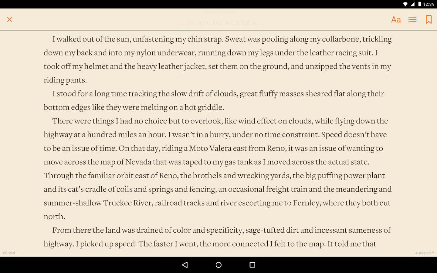 Oyster – The Best Way to Read- screenshot