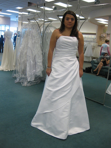 Simple Bridal / Wedding Gown 2010