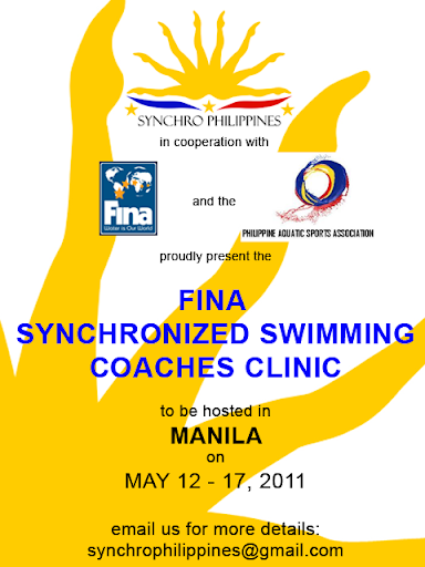 Two New FINA SS Judges from the Philippines!