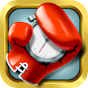 Boxing Round Interval Timer icon