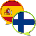 Diccionario Español Finlandés+ icon