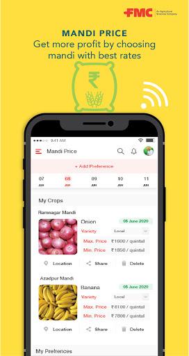 FMC India Farmer App cheat hacks
