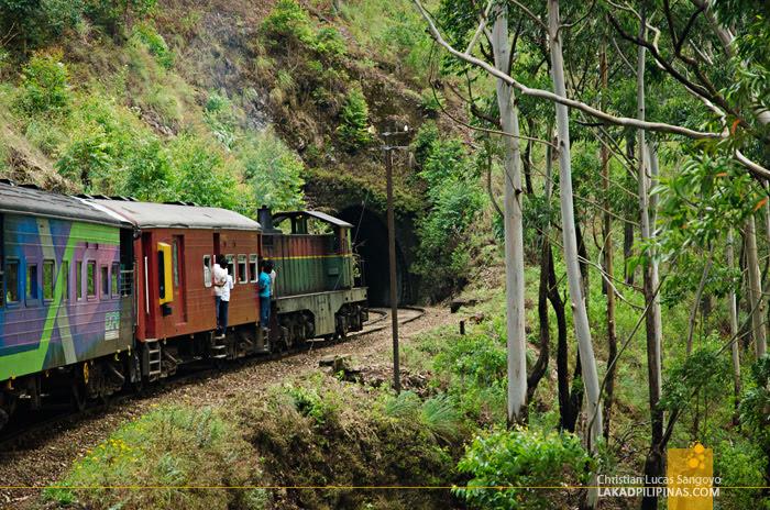 Ella to Colombo Train Tunnel