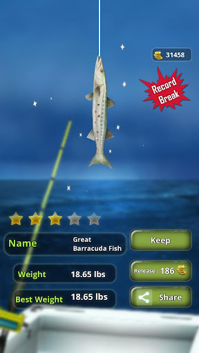 Real Reel Fishing Simulator : Ace Wild Catch 2018 1.0.3 de.gamequotes.net 2