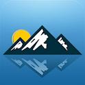 Simple Altimeter - Elevation, Barometer, Altitude icon
