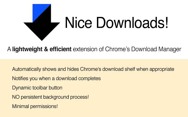 Nice Downloads!