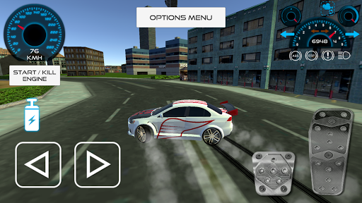 Evo Lancer Drift City screenshot 5
