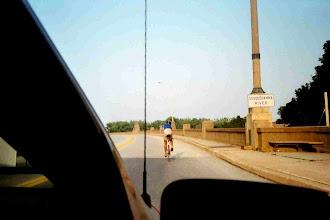 Photo: Wenige Kilometer vor dem Ziel
