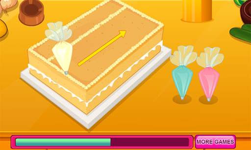 Cooking Cute and Sugary Shower Cake 1.0.0 screenshots 24