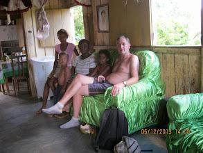 Photo: Simple farmer family