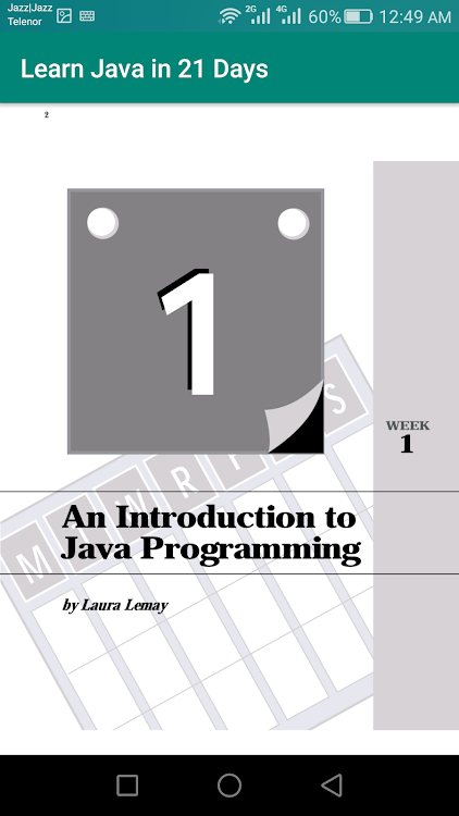 Learn Java in 21 Days – (Android Aplikace) — AppAgg