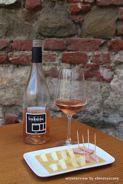 casavyc, casavyc rosato, casavyc vedorosa, vedorosa, vino rosato, rose wine, grenache, maremma wine, enoteca
