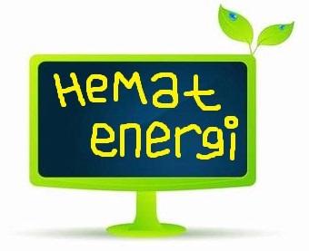 Hemat Energi Logo Proga Info