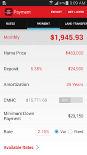 Tim Lacroix - Canada Mortgage- screenshot thumbnail