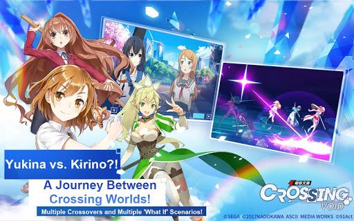 Dengeki Bunko: Crossing Void [Mod] – Hư không