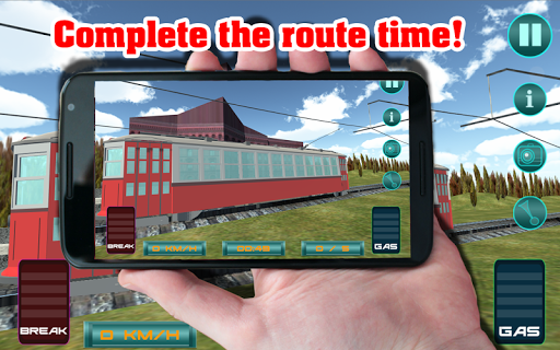 Russian Tram Journey 3D