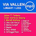 Via Vallen Lengkap offline beserta lirik Lagu icon