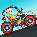 Descargar la aplicación Car Builder and Racing Game for Kids Instalar Más reciente APK descargador