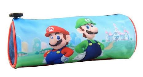 Super Mario Runt Pennfodral