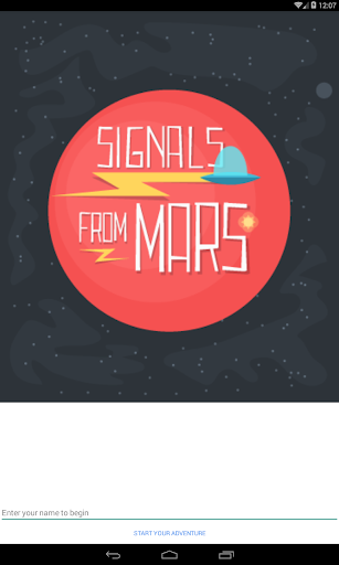Signals from Mars - The Story