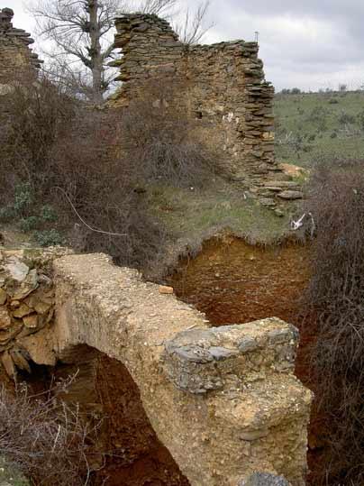 Mina El Grupo de los Españoles: Pozo San Martín