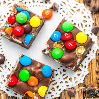 Chocolate Marshmallow Fudge.