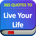 365 Quotes to Live Your Life icon