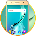 Best Galaxy J7 Launcher Theme icon