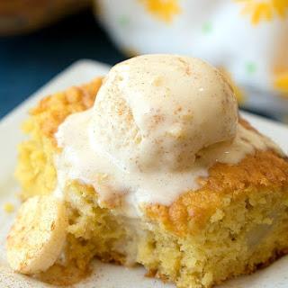 Banana Pudding Cake.